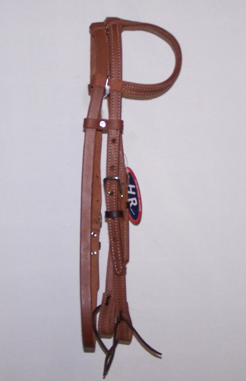 One Ear Headstall With Throat Latch Retail 44 95