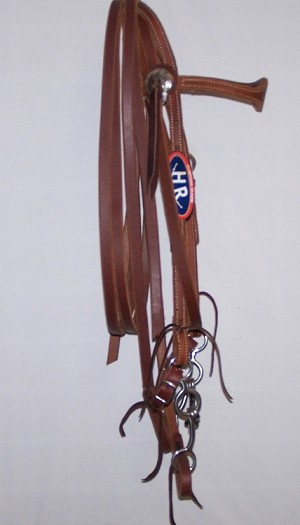 Scalloped Cowboy Bridle Cowhorse Bit Retail $ 124.95