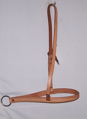 Leather Noseband Retail $23.95