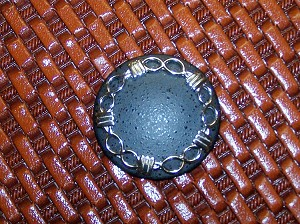 Barb Wire Concho Retail $5.95