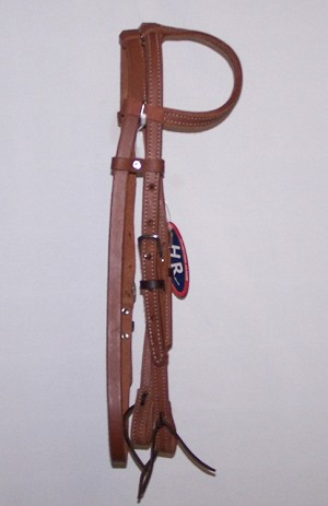 One Ear Headstall With Throat Latch Retail $44.95