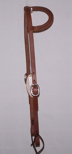 Loop Ear Headstall With Stainless Steel Hardware Retail $24.95