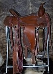 Chocolate Trail Saddle Retail $2100.00