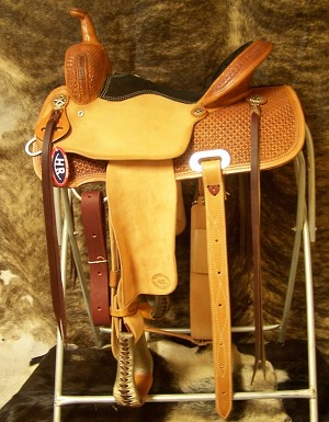 Western Trail Saddle Retail $1790.00