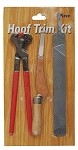 44-239 Farriers 4 Piece Tool Kit Retail $42.00