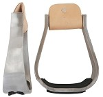 54-483 Barrel  Aluminum Stirrups Retail $47.95
