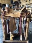 Mule Saddle Suggested Retail $2695