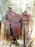 Wade Saddle Retail $2195.00