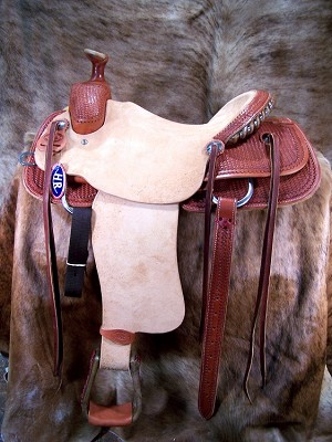TM Hardseat Roper Retail $2100.00