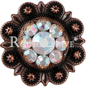 "Rodeo Drive 1 "" Concho Copper AB Retail $ 12.00"