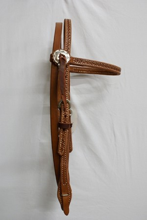 Running W Quick Change Brow Band Headstall Retail $59.95
