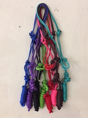 Nylon Knotted Rope Halter