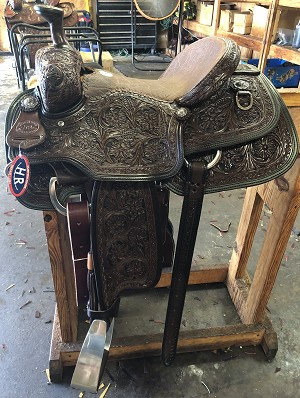 TM Full Tooled Roper Suggested Retail $3295.00